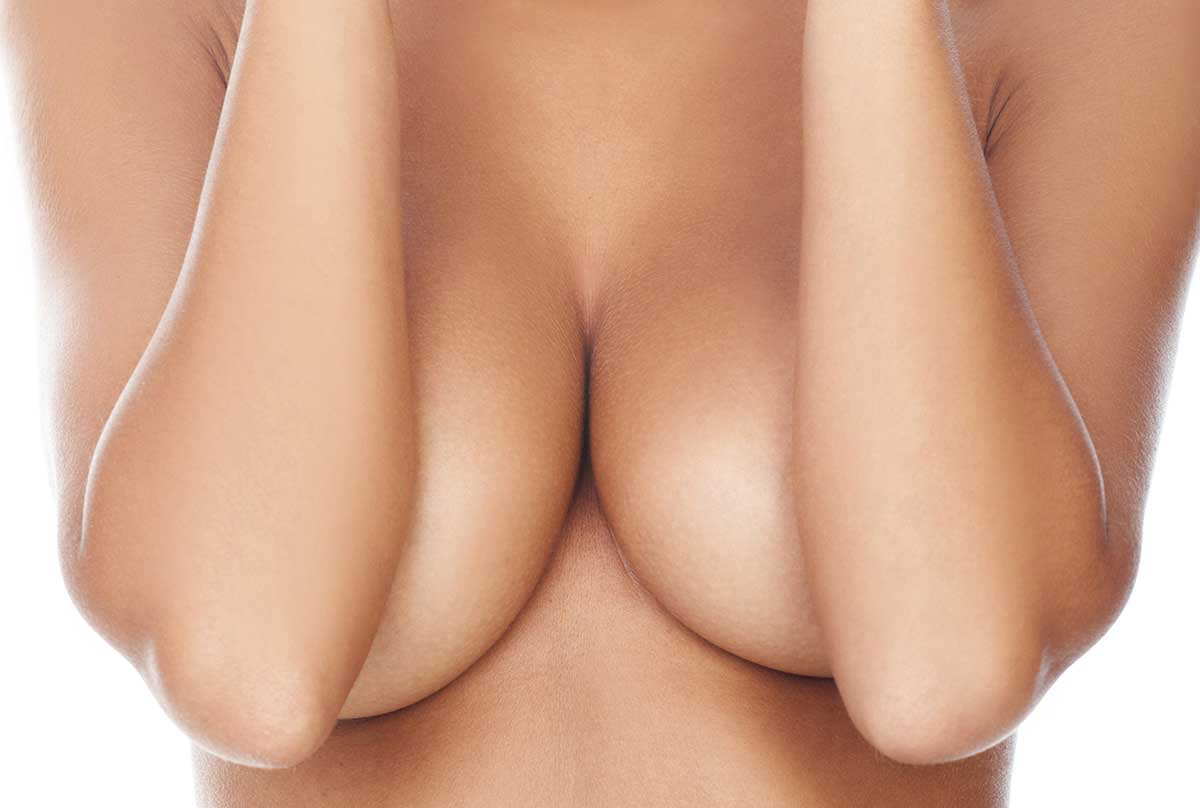 Breast Enlargement Surgery Photos - Ralph Bashioum MD