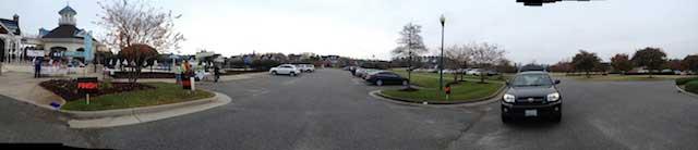 2013 Riverfront Surkey Trot Panorama