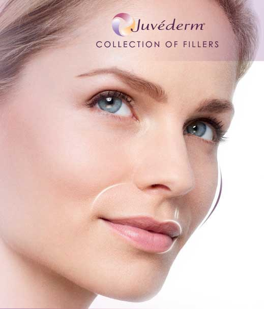 Jivederm Collection of Fillers