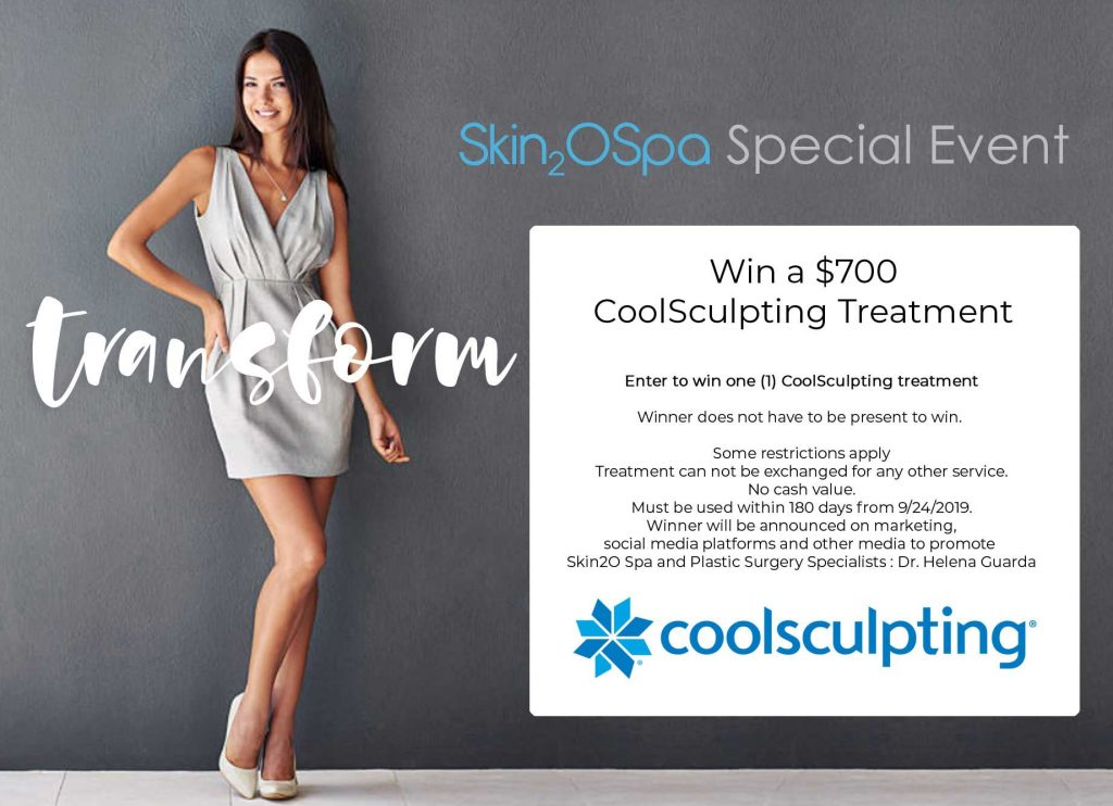 Win CoolSculpting