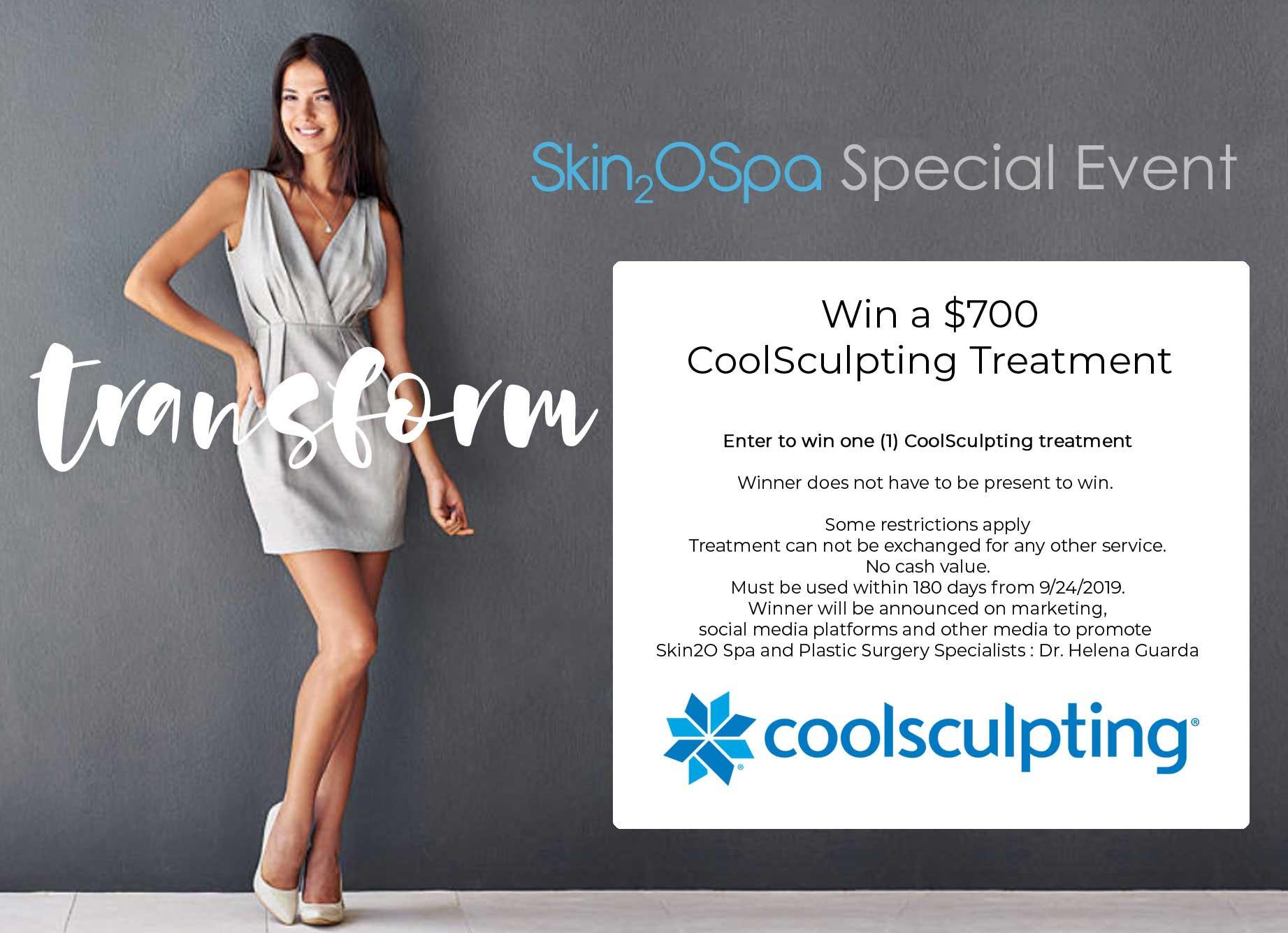 Win CoolSculpting